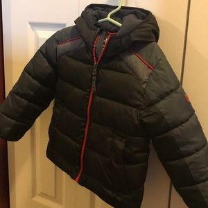 2/3T Puffer Jacket with Hood